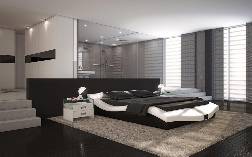 Stylisches Jugendzimmer sam polsterbett 200 x 200cm farbauswahl marini seite 9