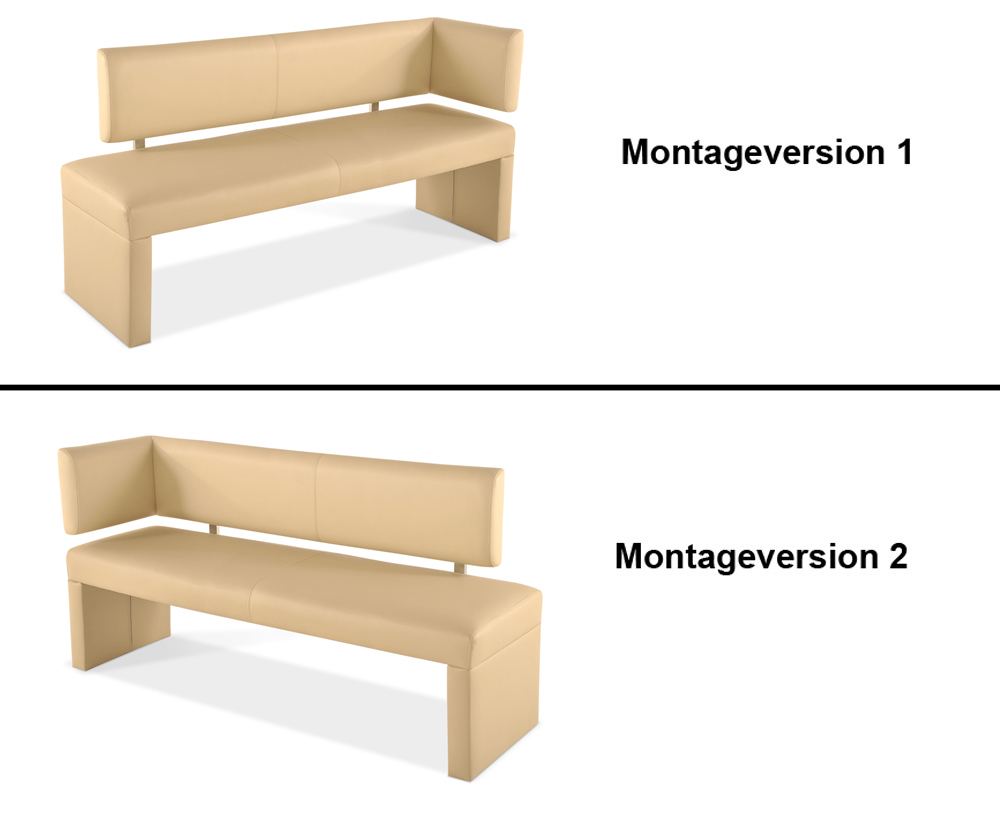 sitzbnke mit lehne with sitzbnke mit lehne good sam sitzbank mit lehne cappuccino cm. Black Bedroom Furniture Sets. Home Design Ideas