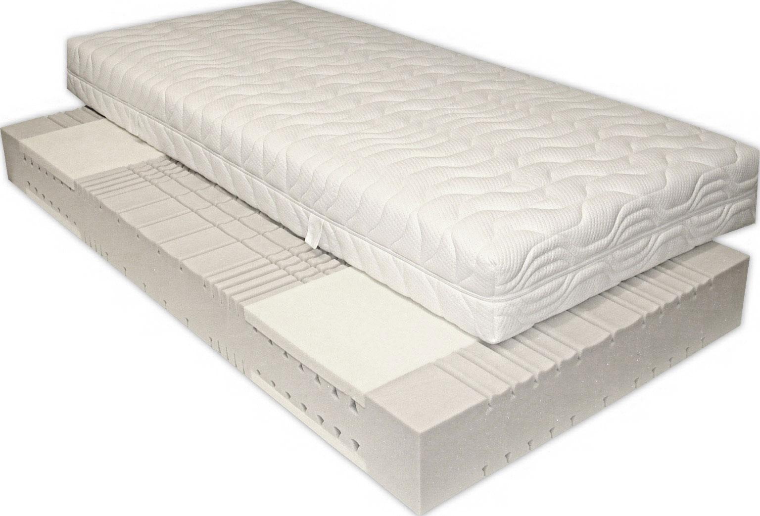 sam 7 zonen kaltschaum h3 visco matratze 160 x 200 cm passion. Black Bedroom Furniture Sets. Home Design Ideas