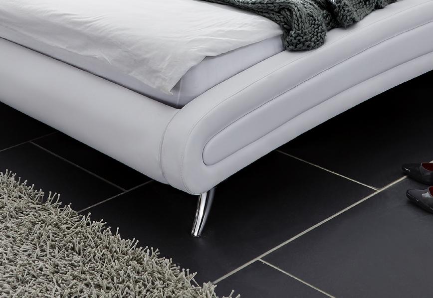 sam design bett 120 x 200 cm wei swing sam design bett 120 x 200 cm. Black Bedroom Furniture Sets. Home Design Ideas