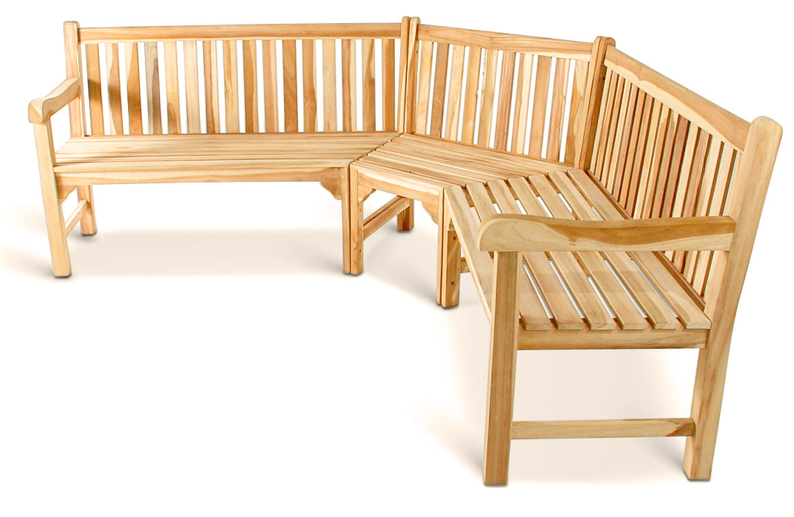SAM® Teak Gartenmöbel Set 4tlg. Eckbank Garten Tisch 120 170 Cm BA  Demnächst !