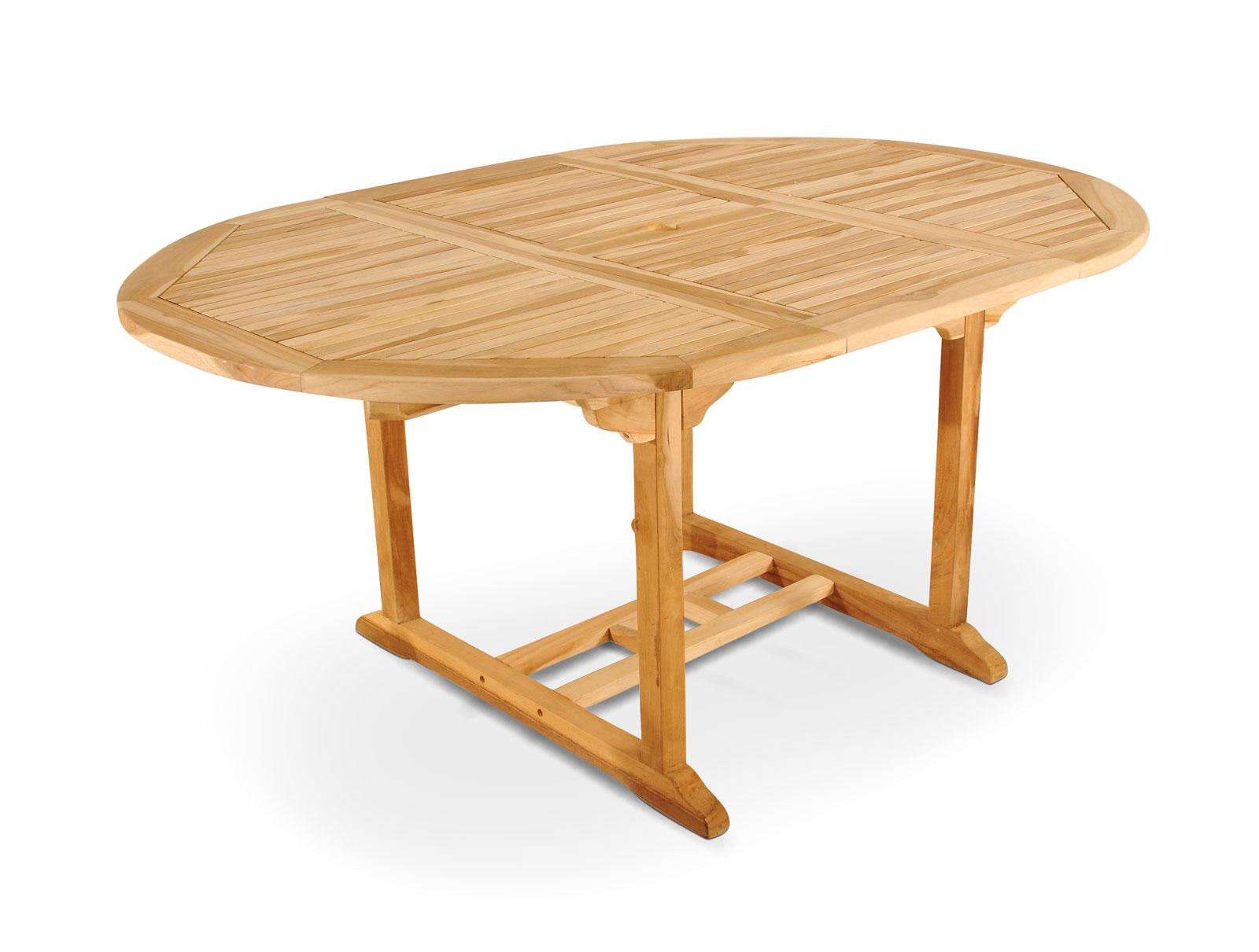 Sam Teak Gartenmobel Set 6tlg Tisch 120 170 Cm Gartenbank 150 Cm Ba