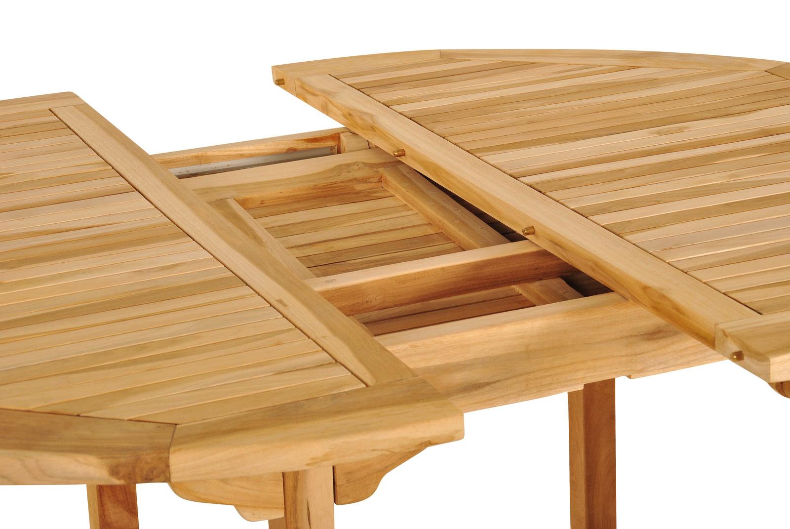 SAM® Teak Gartenmöbel Set 6tlg Tisch 120 170 Cm Gartenbank 150 Cm BA  Demnächst !