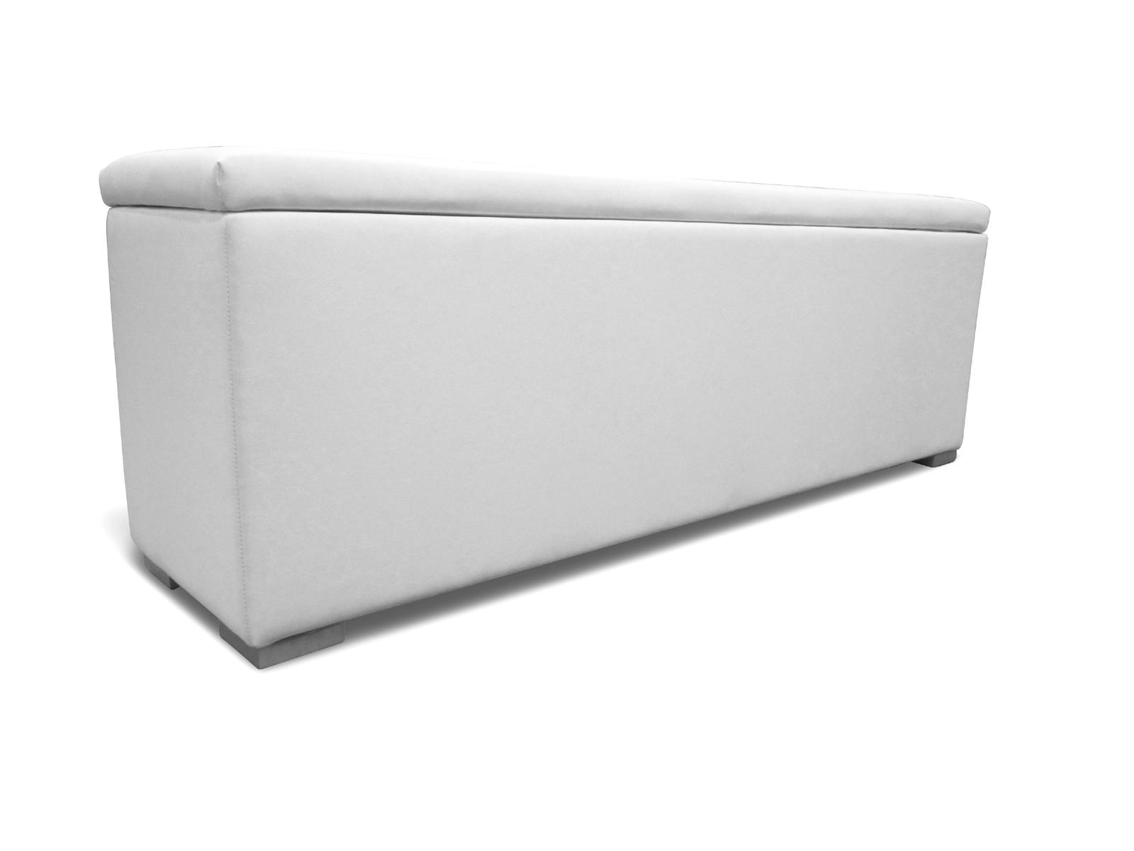 sam sitzbank bettbank aufklappbar wei 160 cm heidi auf lager. Black Bedroom Furniture Sets. Home Design Ideas