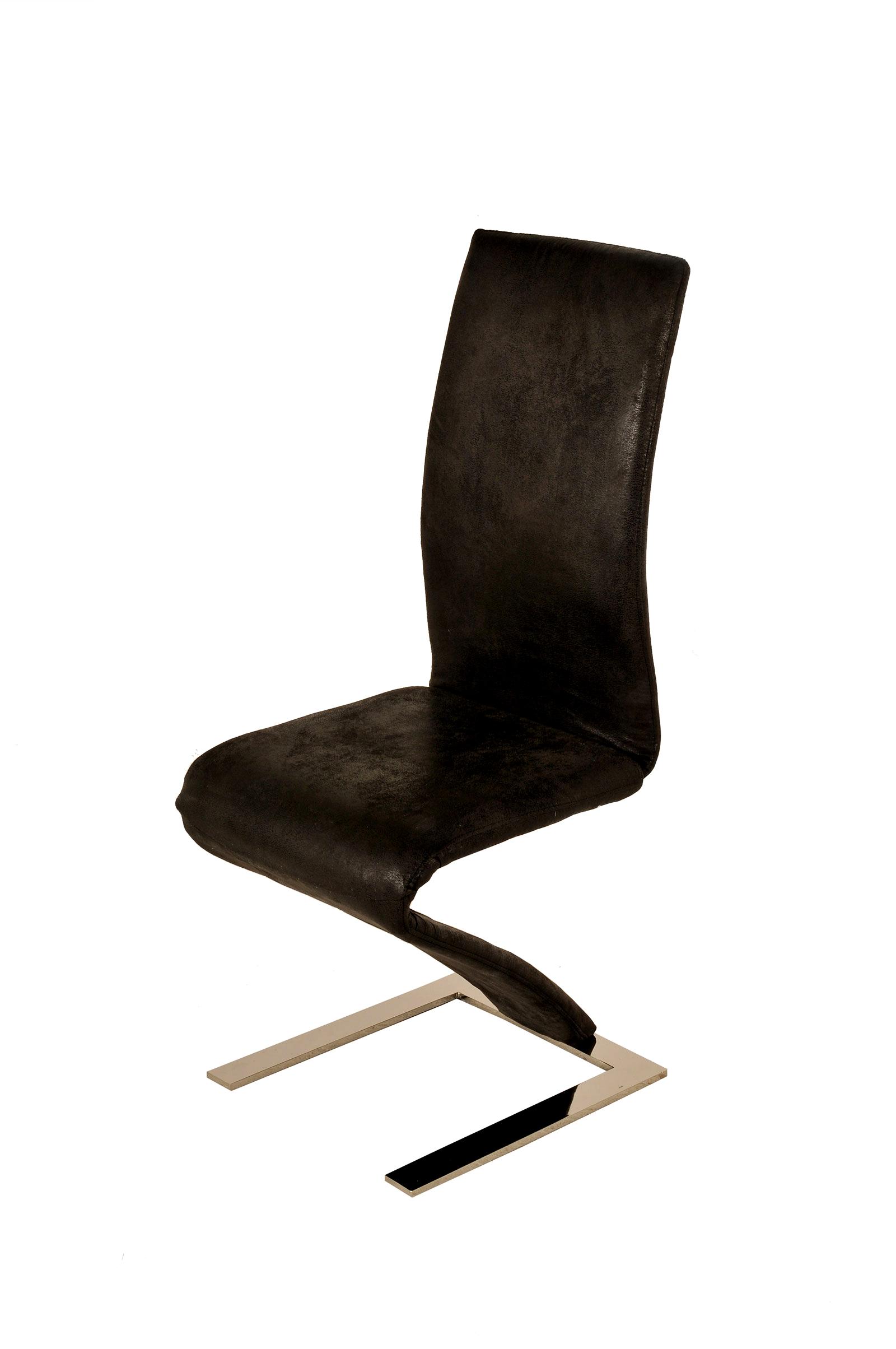 Grauer stuhl und ottomane m belideen for Grauer stuhl