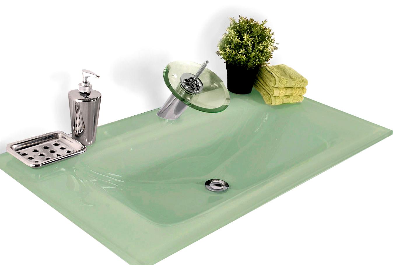 sam® badmöbel set 2tlg waschtisch 90 cm hochglanz weiß zÜrich deluxe, Badezimmer ideen