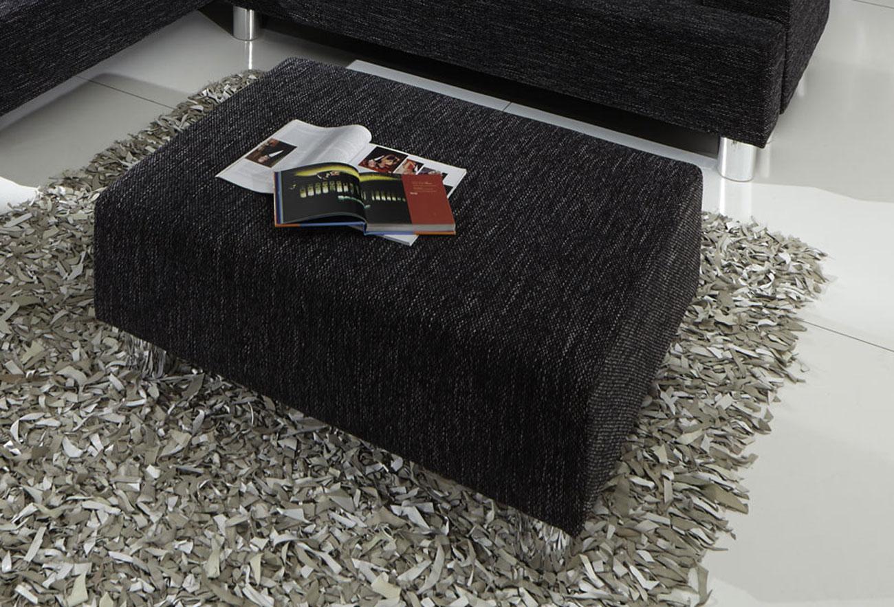 SAMR Wohnzimmer Design Hocker 102 Cm Schwarz Lori Bestellware Itemprop