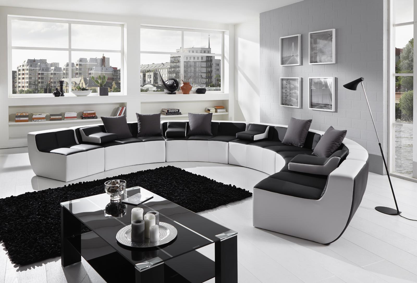 wohnlandschaft rund bestseller shop f r m bel und einrichtungen. Black Bedroom Furniture Sets. Home Design Ideas