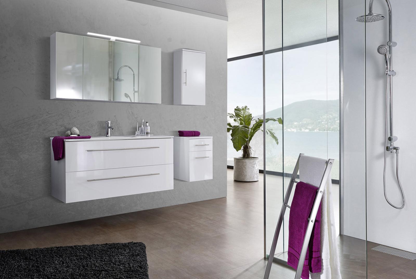 spiegelschrank badezimmer 120 cm haus design ideen