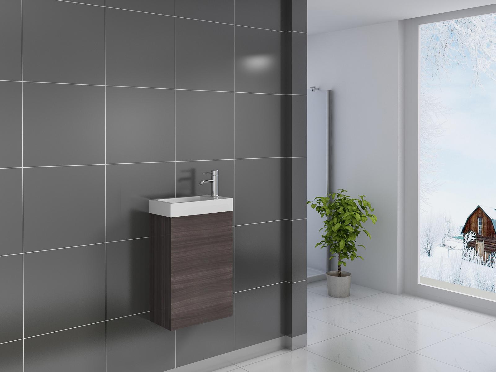 sam® badezimmer waschplatz trüffeleiche matt vega demnächst !
