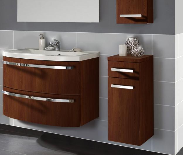sam badm bel set 4tlg waschtisch 90 cm wenge holz dynamic. Black Bedroom Furniture Sets. Home Design Ideas