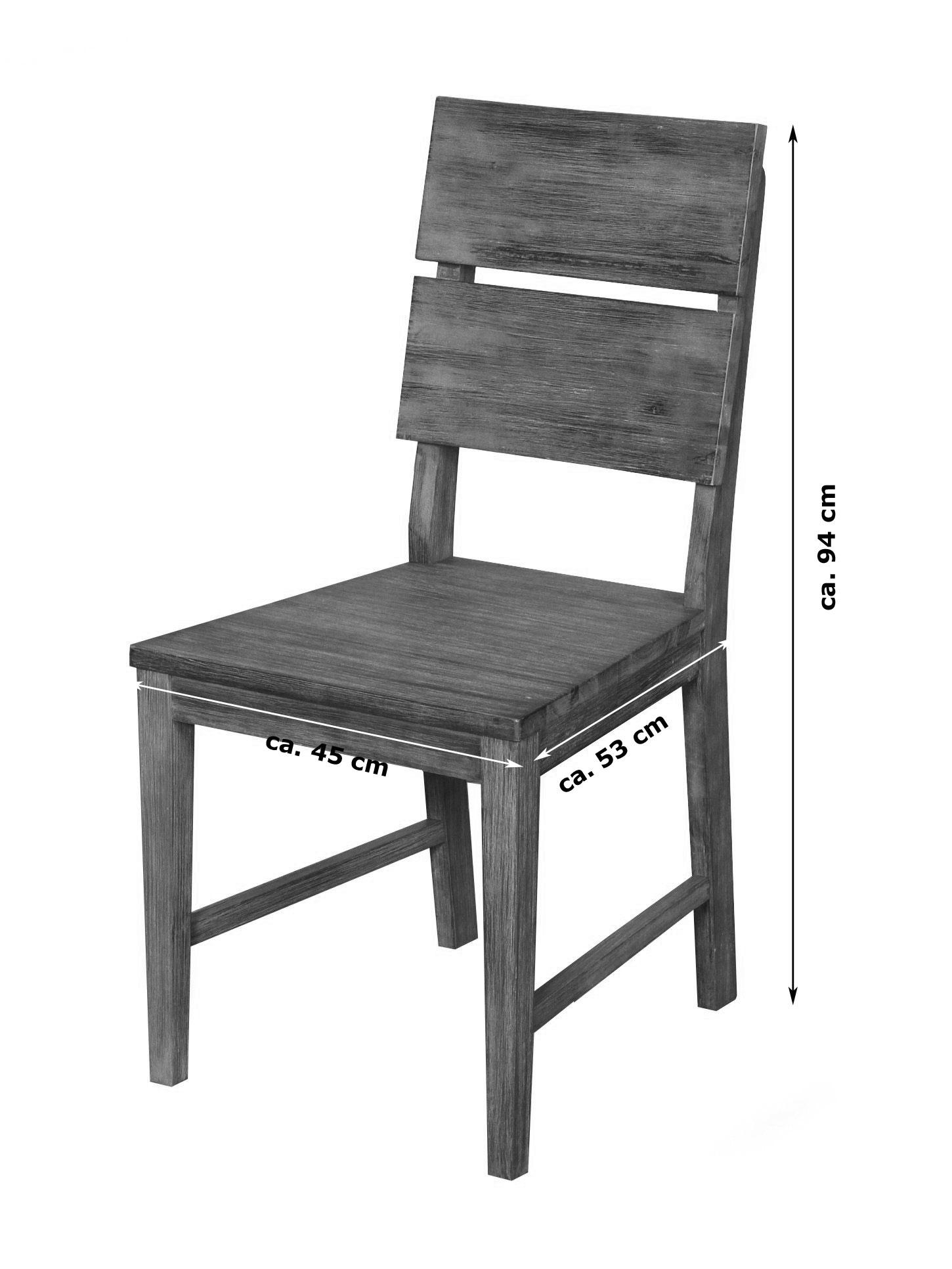holz stuhl simple bei dem holzstuhl luca handelt es sich um eine kreation des deutschen. Black Bedroom Furniture Sets. Home Design Ideas