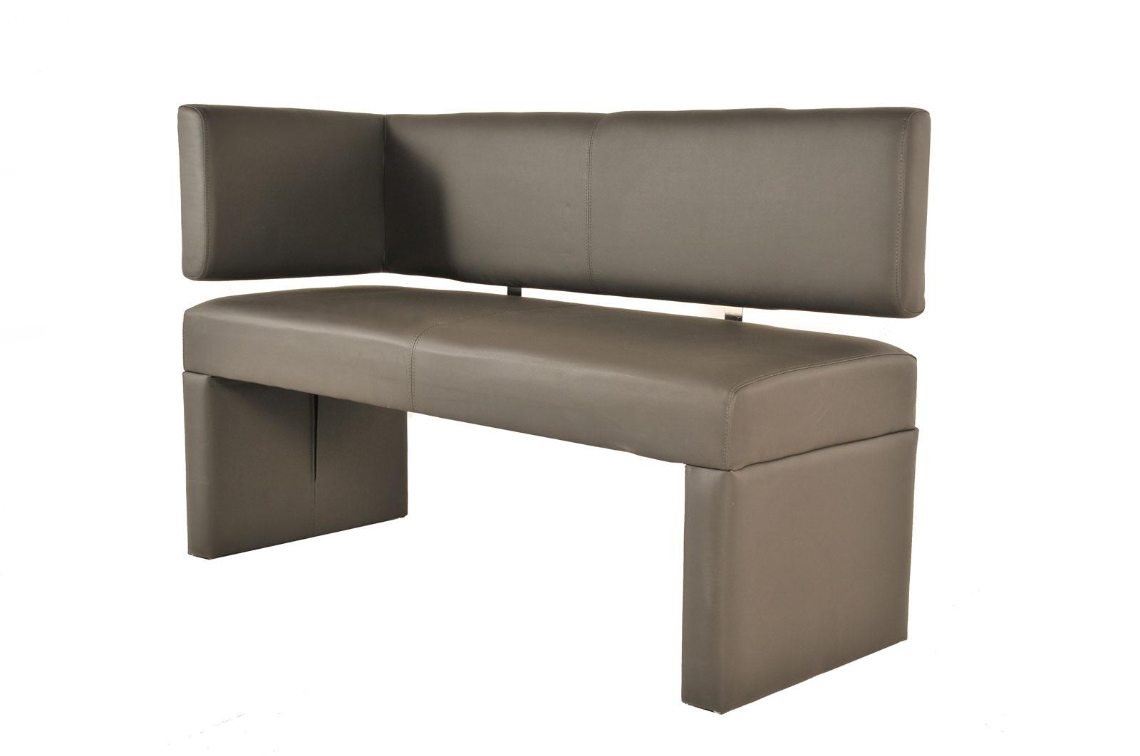 sam ottomane recyceltes leder 170 cm muddy lasina auf lager. Black Bedroom Furniture Sets. Home Design Ideas