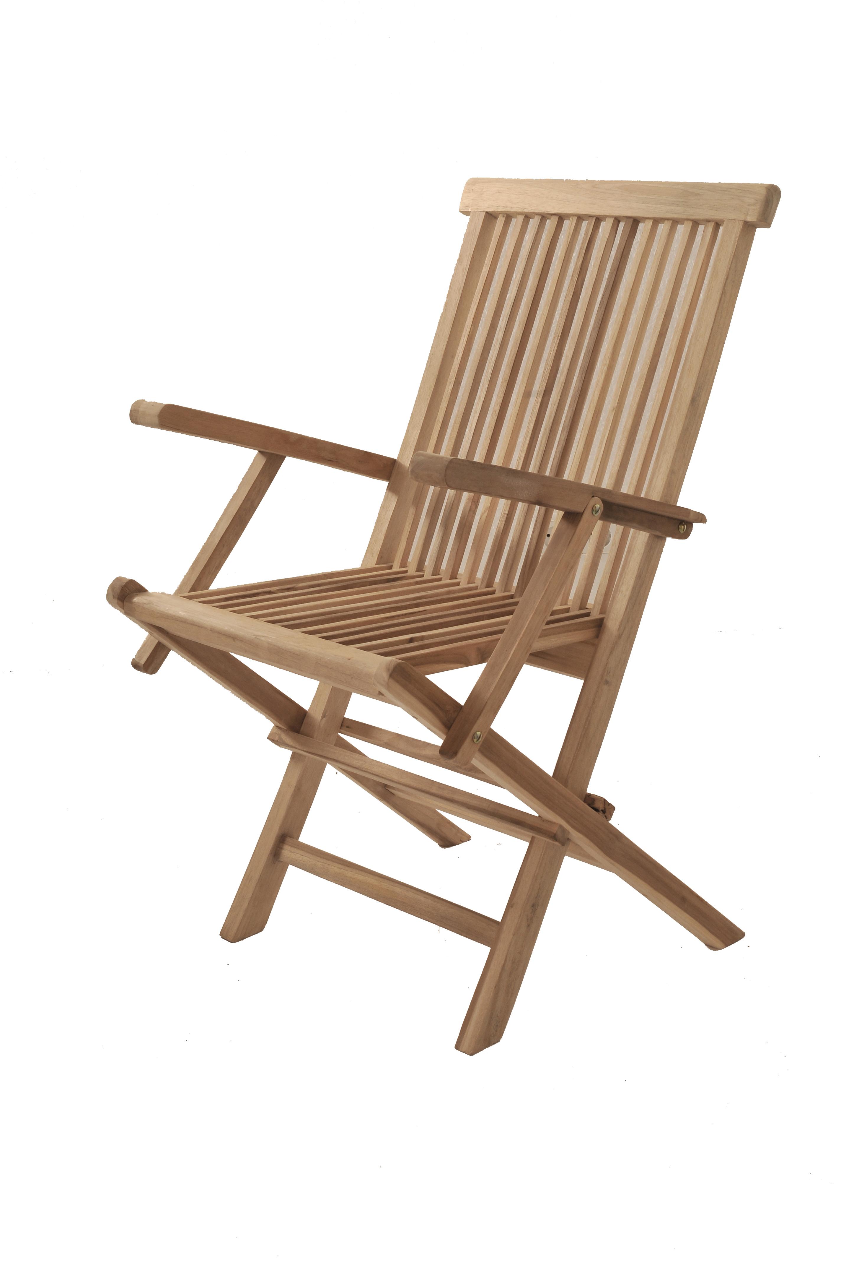 SAM® Teak Balkonmöbel Set Tisch 70 x 70 cm 2 Armlehnstühle SUNSET ...