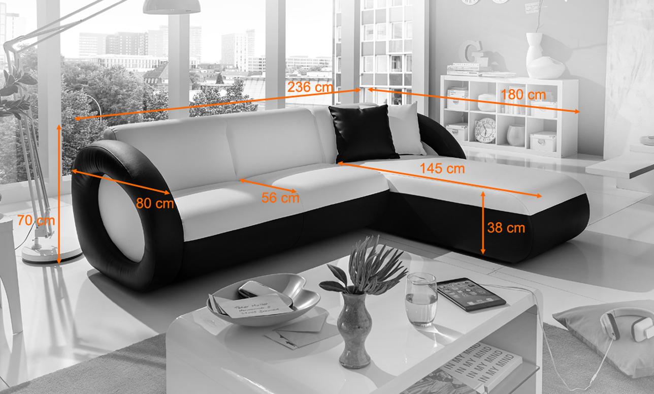SAMR Wohnzimmer Sofa Garnitur Ausstellungsstuck