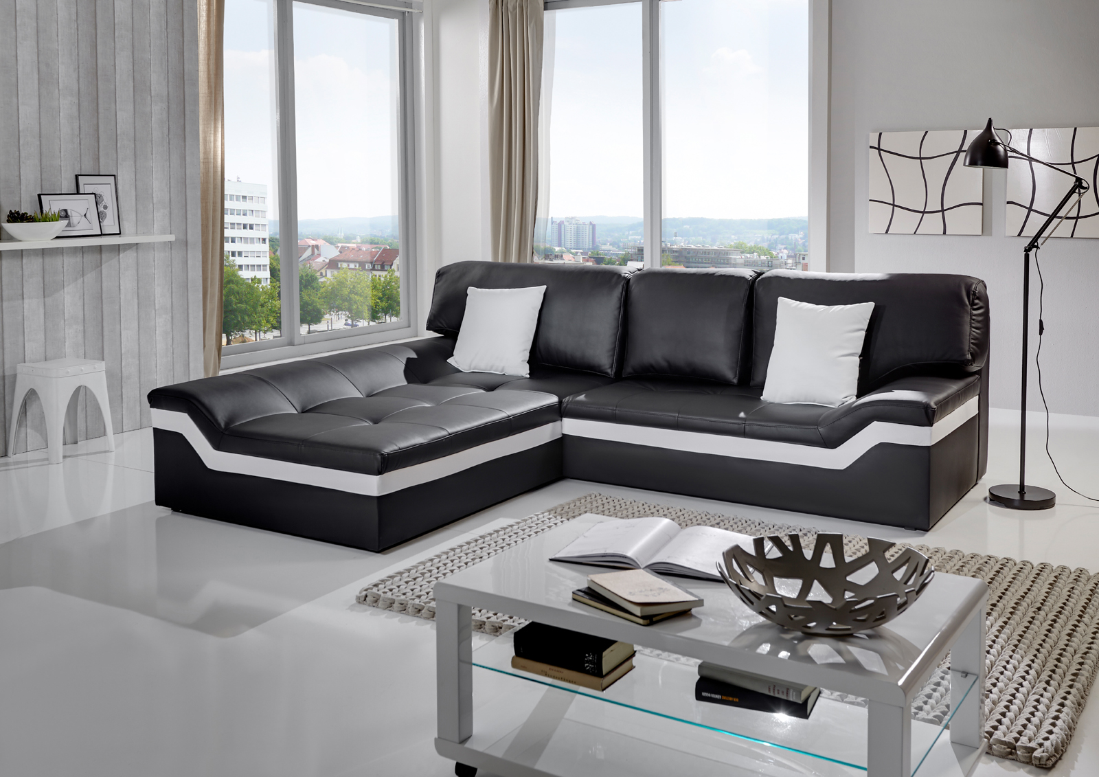 sam wohnzimmergarnitur ausstellungsst ck zum halben preis. Black Bedroom Furniture Sets. Home Design Ideas