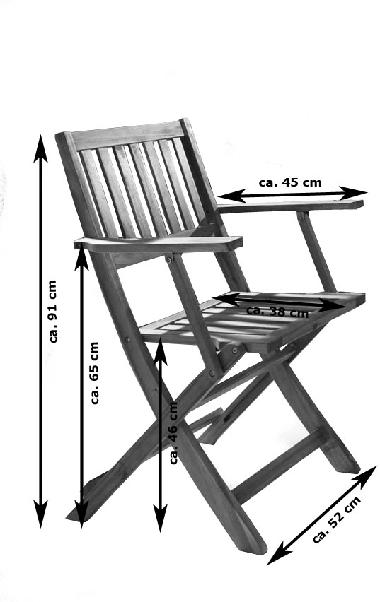 SAM® Balkonmöbel Set Akazie 6tlg. 2 Balkontische klappbar CAMERON ...