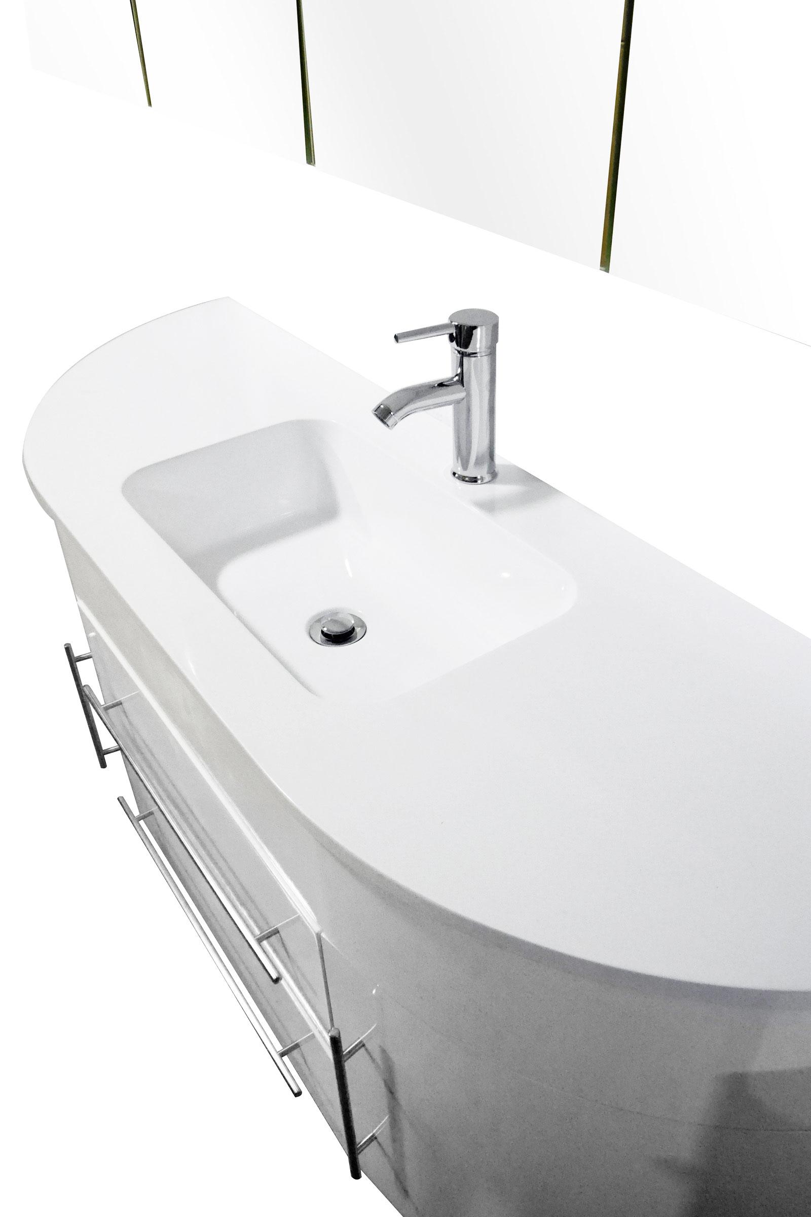 sam badm bel set 3tlg waschbecken 140 cm wei hochglanz dublin demn chst. Black Bedroom Furniture Sets. Home Design Ideas