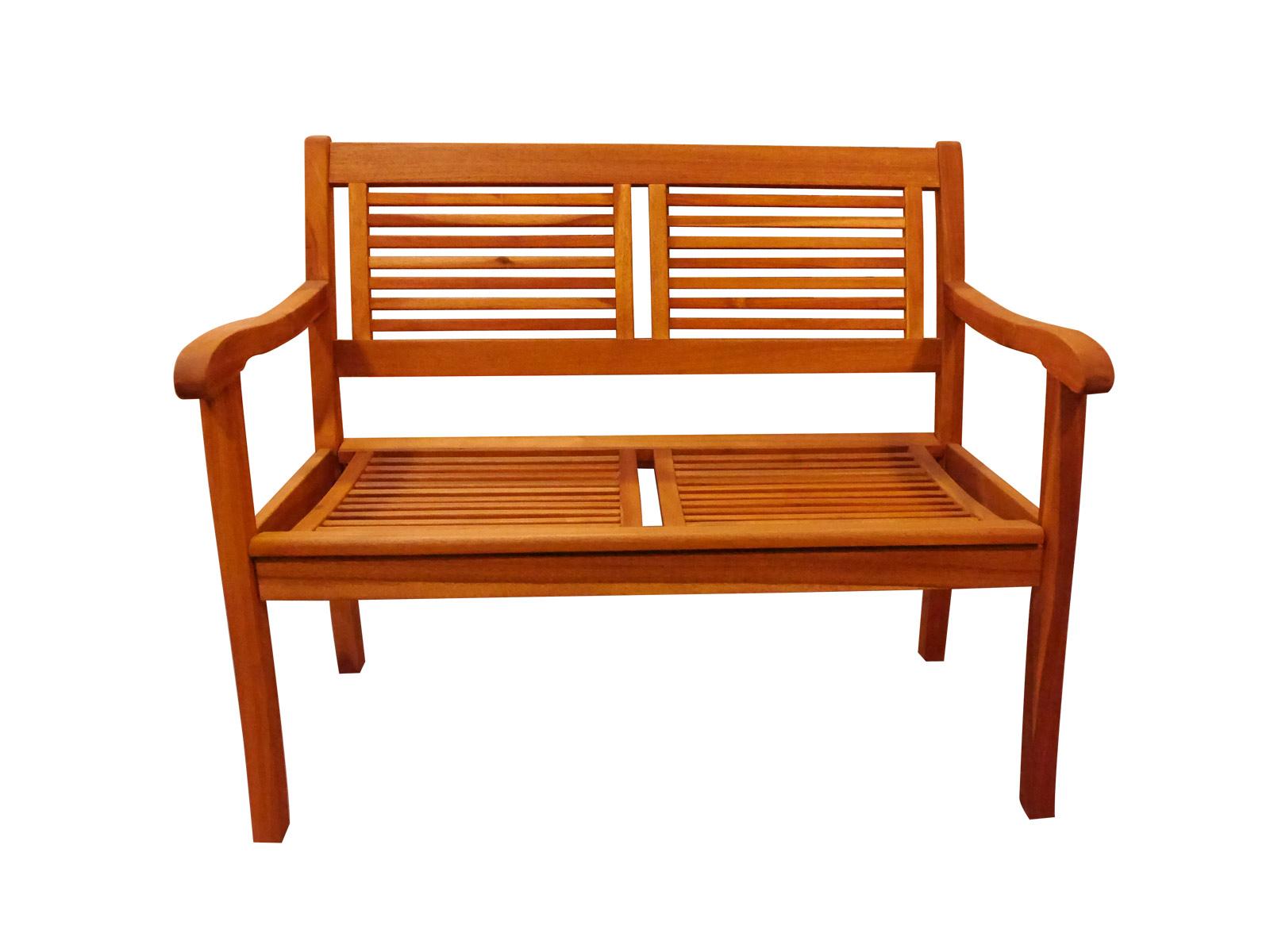 sam gartenbank akazie 110 cm 2 sitzer sitzbank coruna demn chst. Black Bedroom Furniture Sets. Home Design Ideas