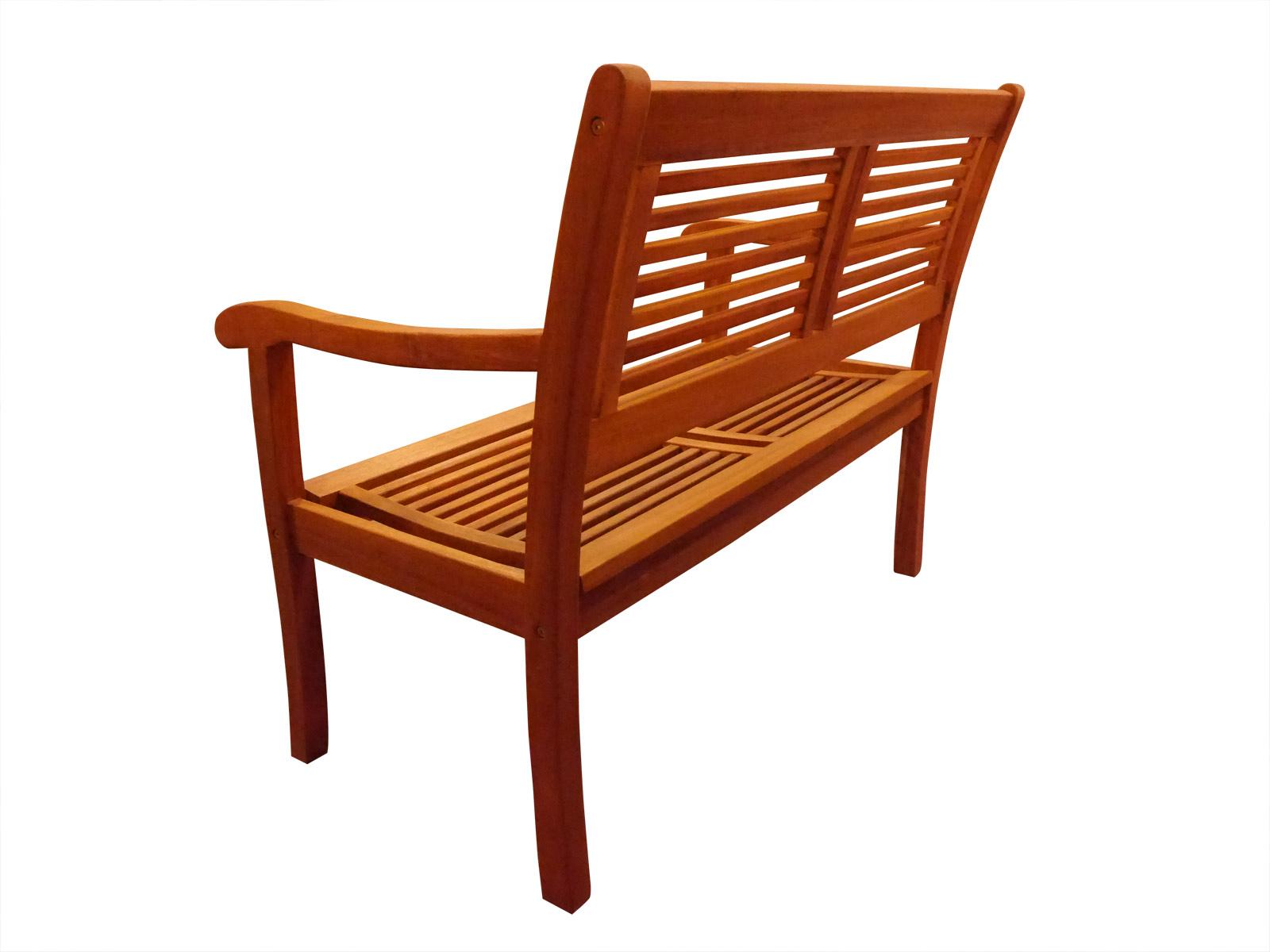 sam gartenbank akazie 110 cm 2 sitzer sitzbank fsc coruna demn chst. Black Bedroom Furniture Sets. Home Design Ideas