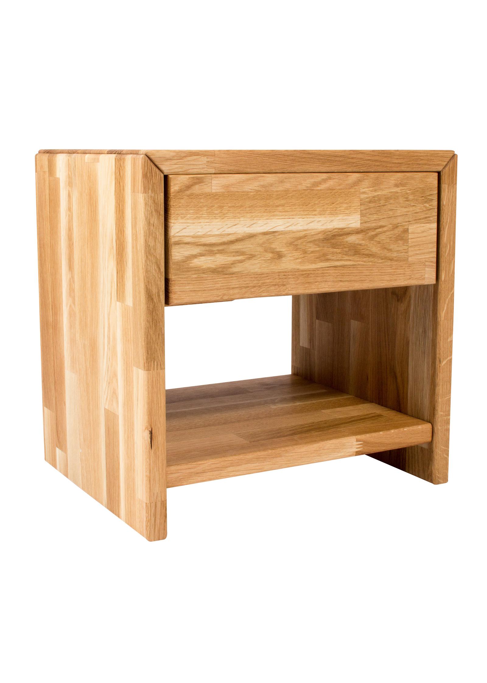 sam nachttisch nachtkommode eiche julia demn chst. Black Bedroom Furniture Sets. Home Design Ideas
