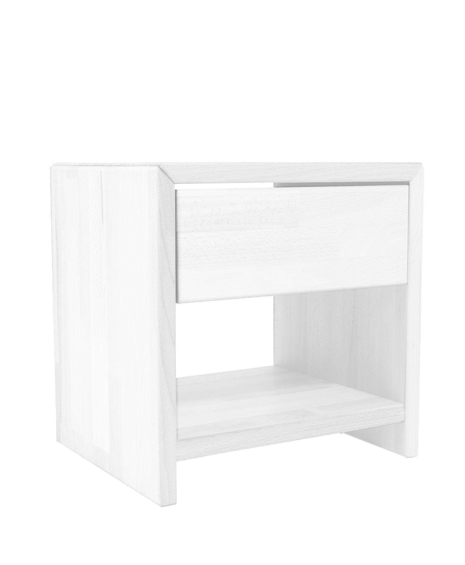 nachttisch 40 cm breit weiss cheap hngeregal wandregal wandboard regal wei cm hoch sondertiefe. Black Bedroom Furniture Sets. Home Design Ideas