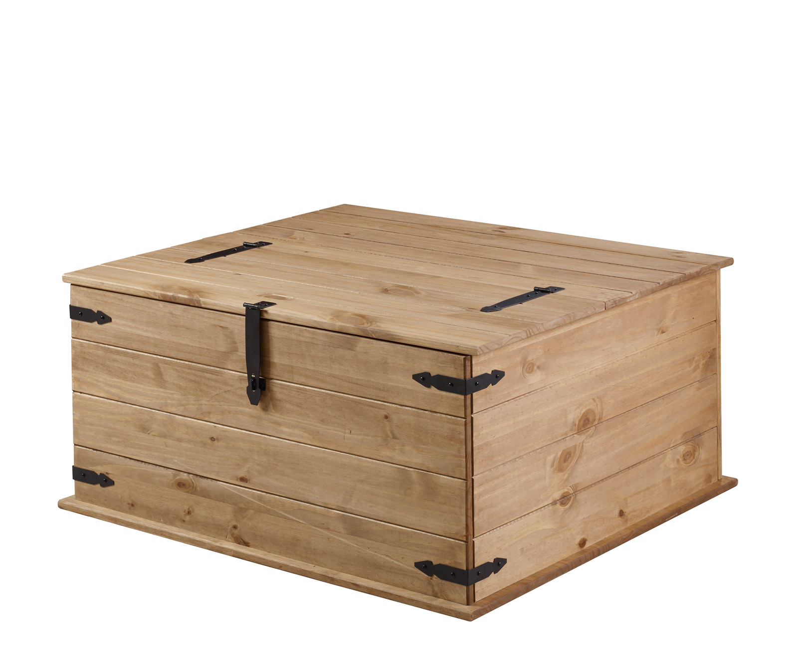 sam mexico truhen couchtisch 92 x 45 x 87 cm massivholz arizona demn chst. Black Bedroom Furniture Sets. Home Design Ideas