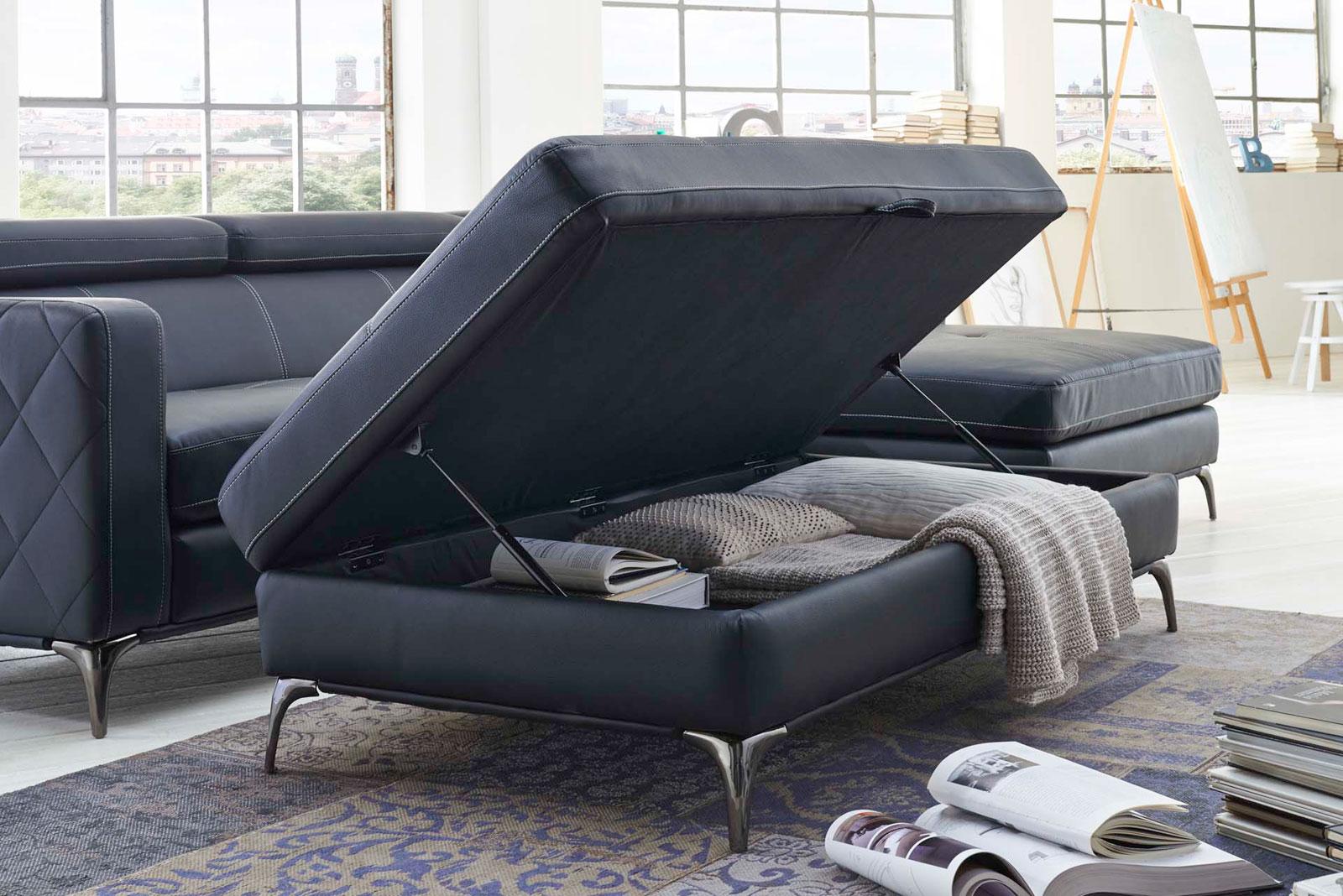 Sitzhocker mit stauraum die multifunktional und modern sind