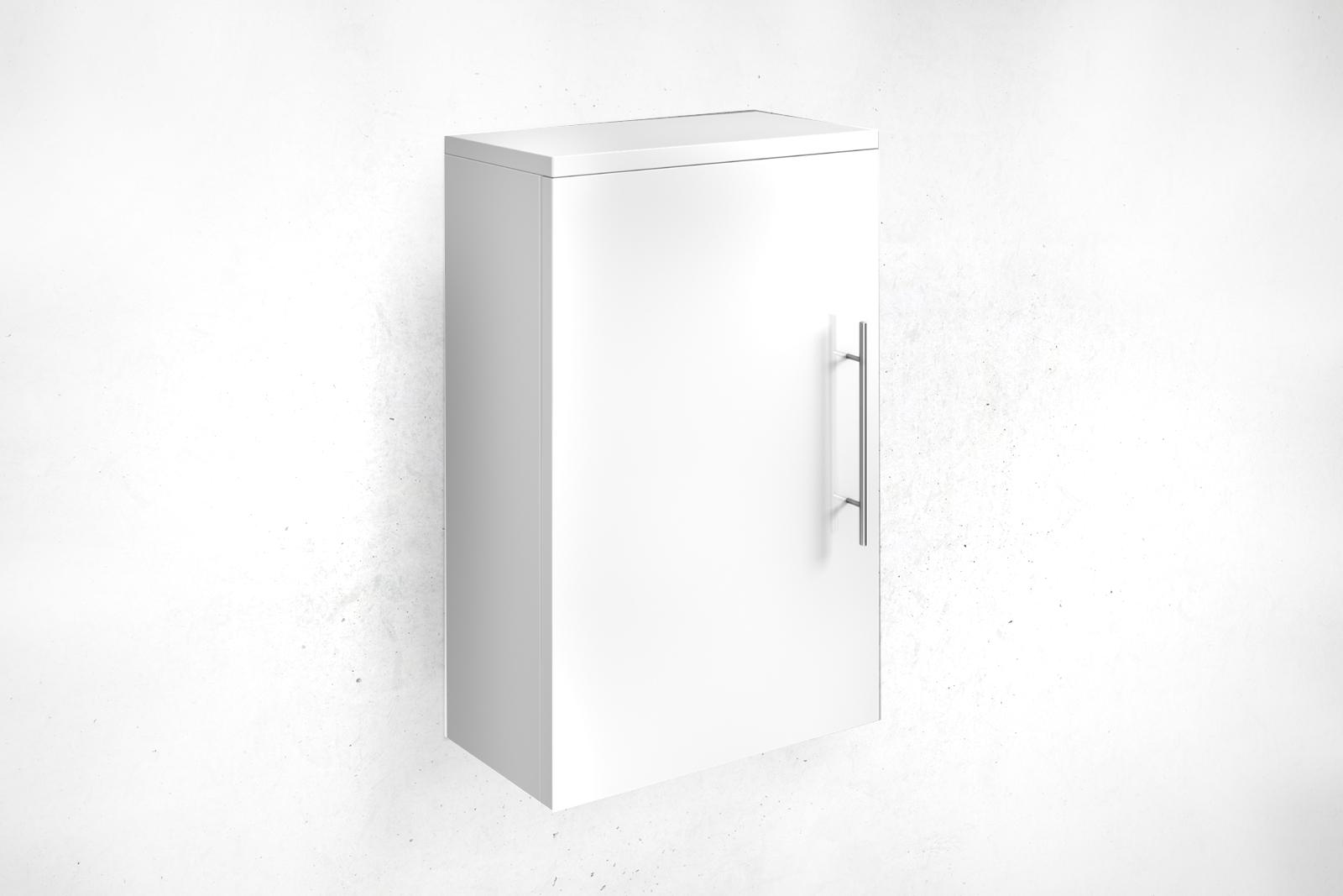 sam bad h ngeschrank badezimmerschrank hochglanz wei verena. Black Bedroom Furniture Sets. Home Design Ideas