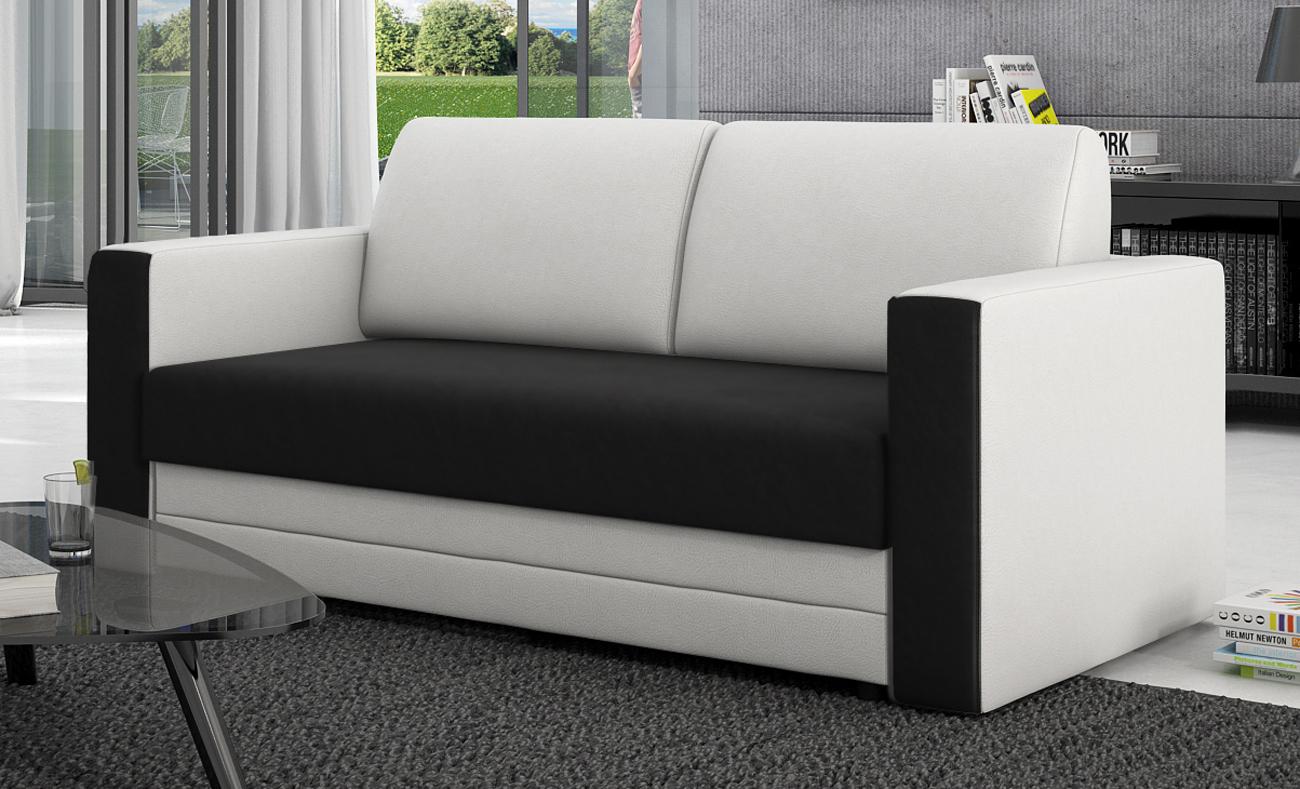 Sam schlafsofa schwarz wei sofa balada 170 cm demn chst for Schlafsofa 170