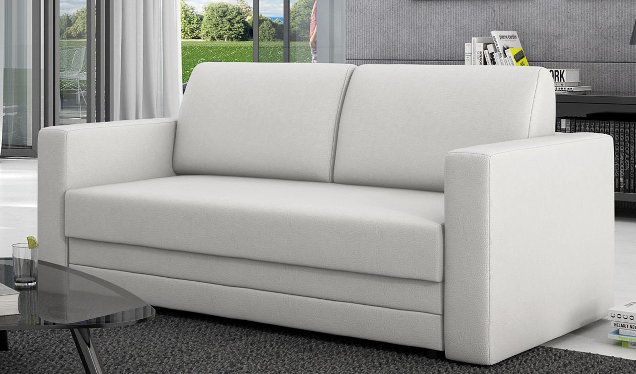 Sam schlafsofa wei sofa carmelita 170 cm bestellware for Schlafsofa 90 cm