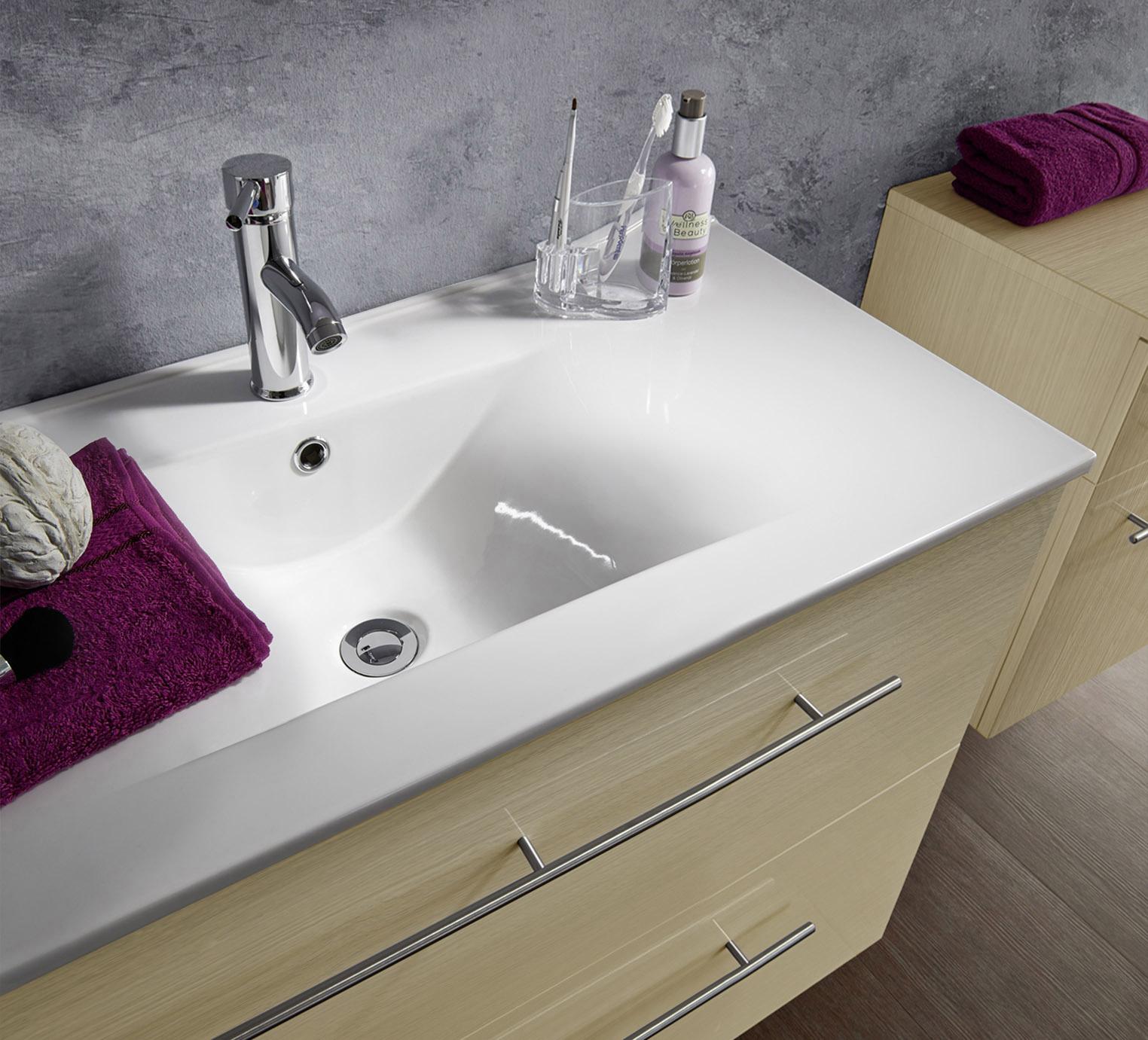 sam 4tlg badezimmer set sonomaeiche 80 cm verena auf lager. Black Bedroom Furniture Sets. Home Design Ideas
