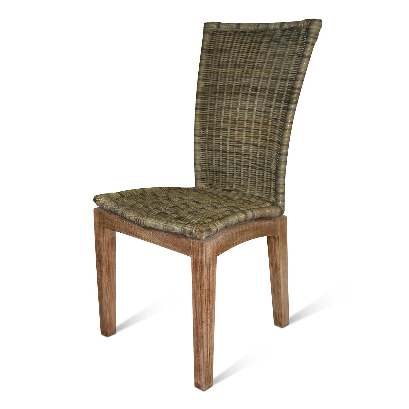 sam esszimmer stuhl rattan casablanca auf lager. Black Bedroom Furniture Sets. Home Design Ideas