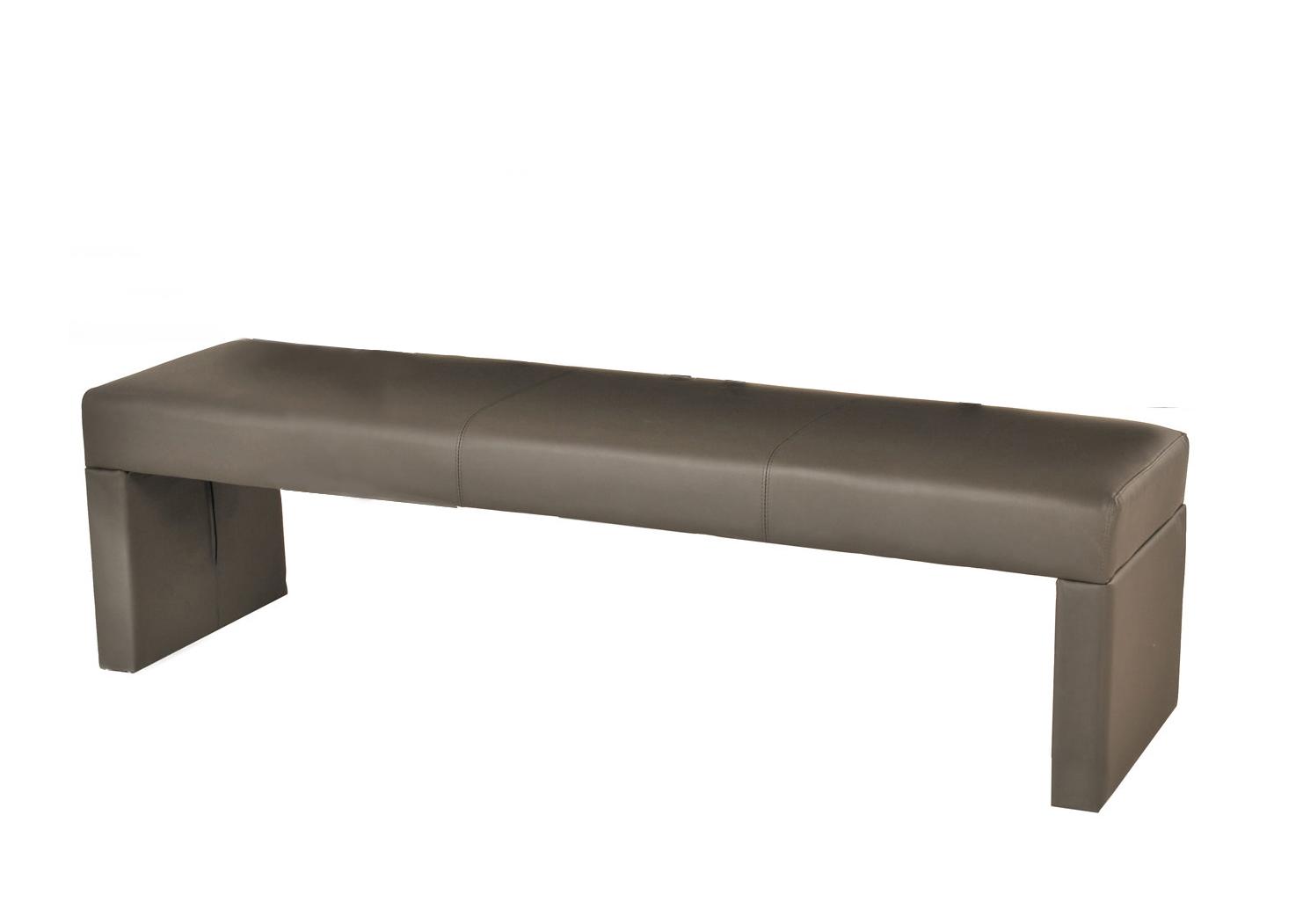 sam esszimmer sitzbank recyceltes leder muddy 200 cm nupa auf lager. Black Bedroom Furniture Sets. Home Design Ideas