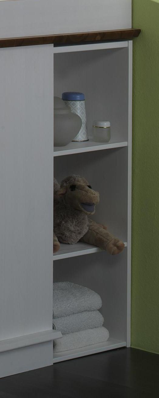 Sam unterbauregal wei kiefer massiv 35 cm julia auf lager - Babyzimmer julia ...