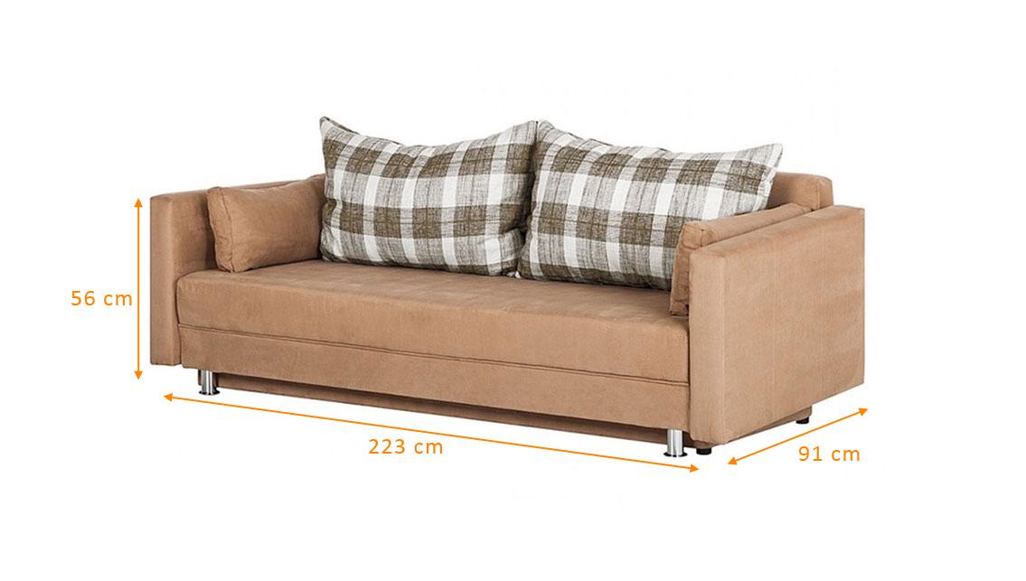 Sam schlafsofa beige sofa karol 220 cm auf lager for Schlafcouch auf rechnung