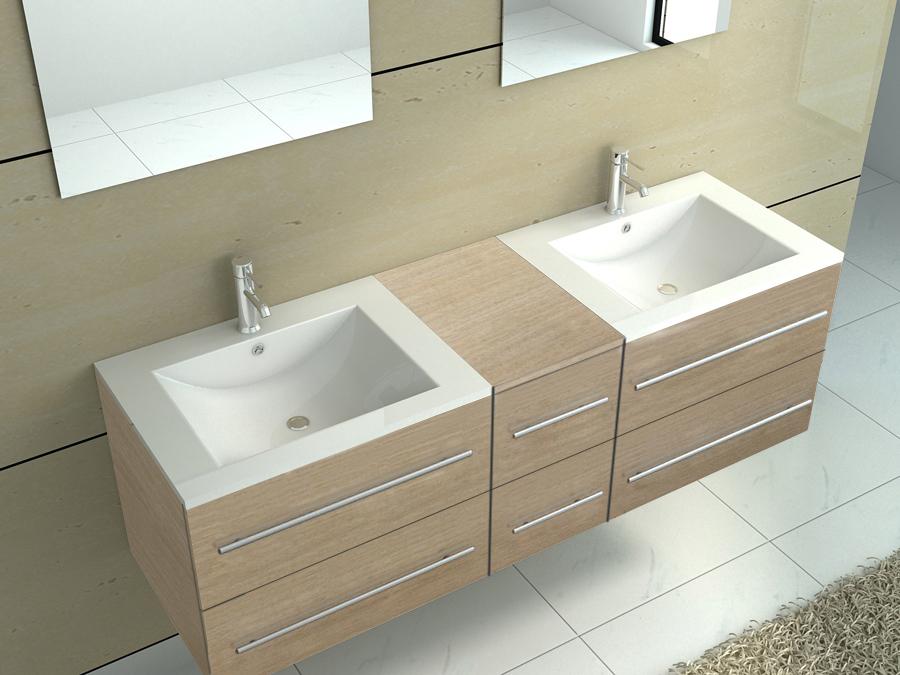 sam badm bel barca 5tlg 150 cm spiegelschrank sonomaeiche. Black Bedroom Furniture Sets. Home Design Ideas