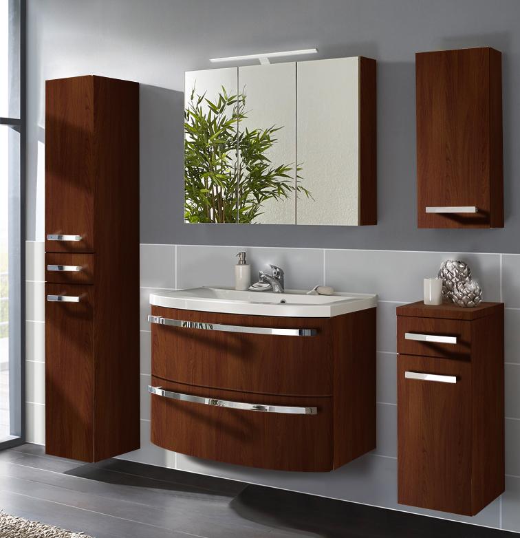 sam badm bel matt wenge 5tlg dynamic g nstig. Black Bedroom Furniture Sets. Home Design Ideas