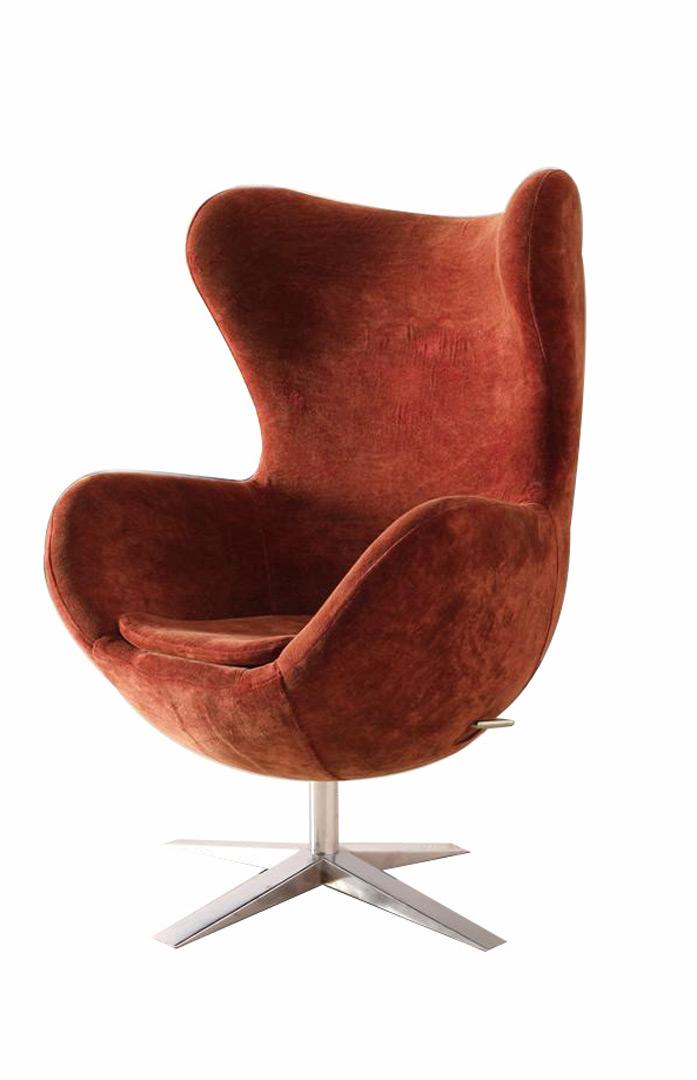 Sam design armlehn stuhl in rot 4620 r g nstig for Stuhl design rot