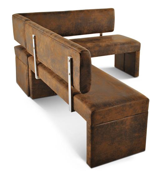 sam eckbank 195x152 cm wildleder optik flexibel scarlett. Black Bedroom Furniture Sets. Home Design Ideas