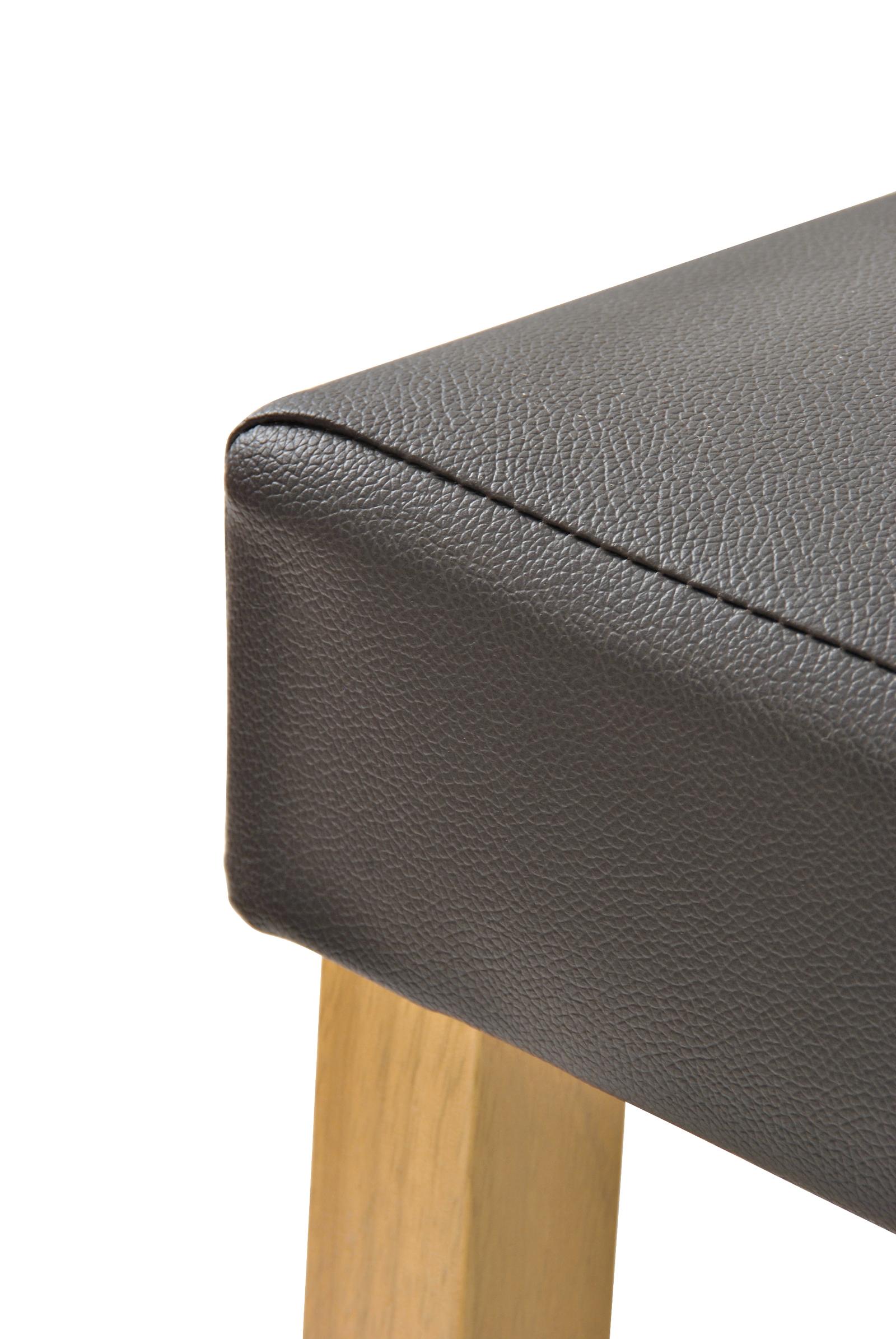 ... Esszimmer-Stühle » SAM® Esszimmer Polster Stuhl braun buche BILLI