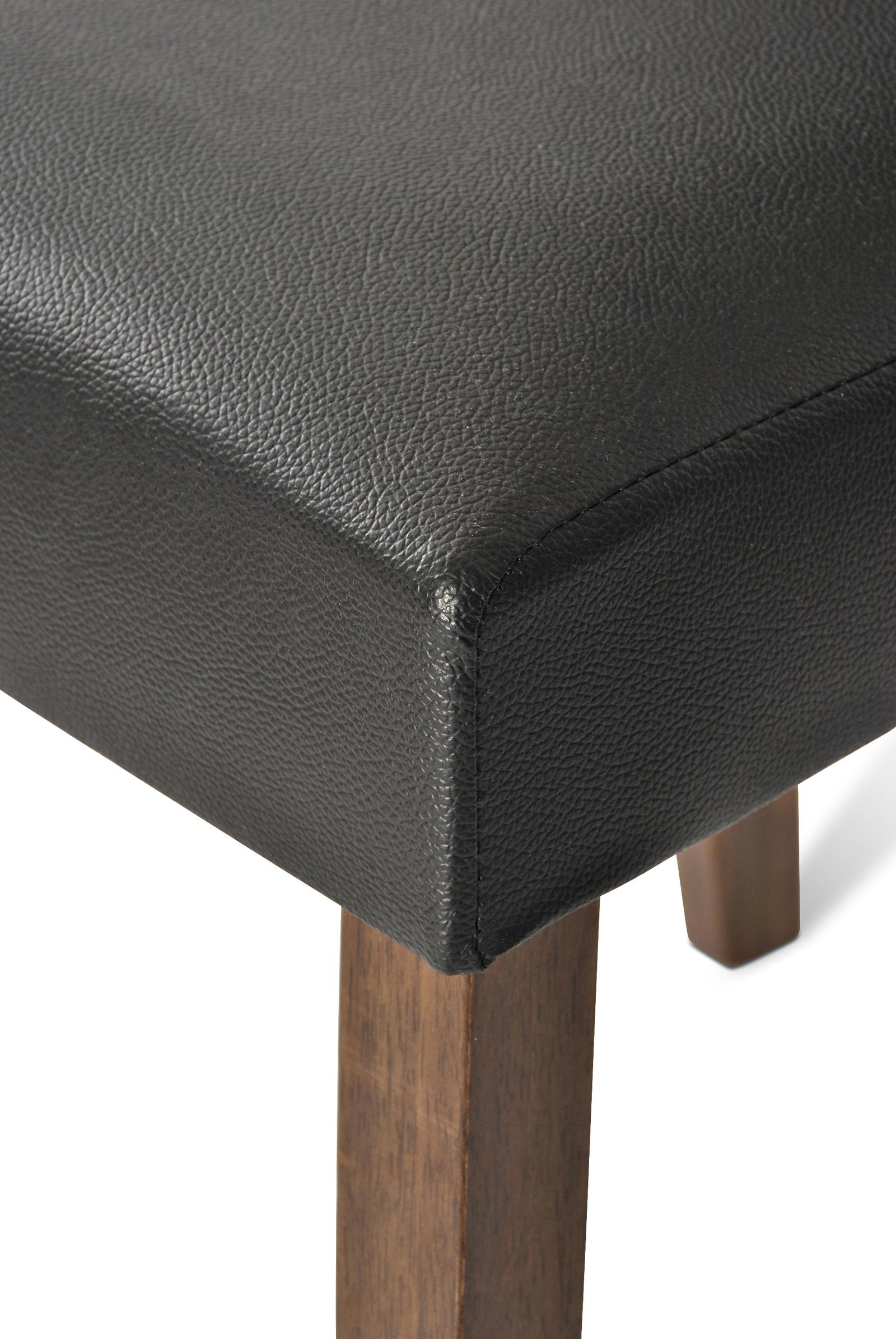 lederstuhl esszimmer drehstuhl leder esszimmer genial lederstuhl mit chrom oder edelstahl. Black Bedroom Furniture Sets. Home Design Ideas