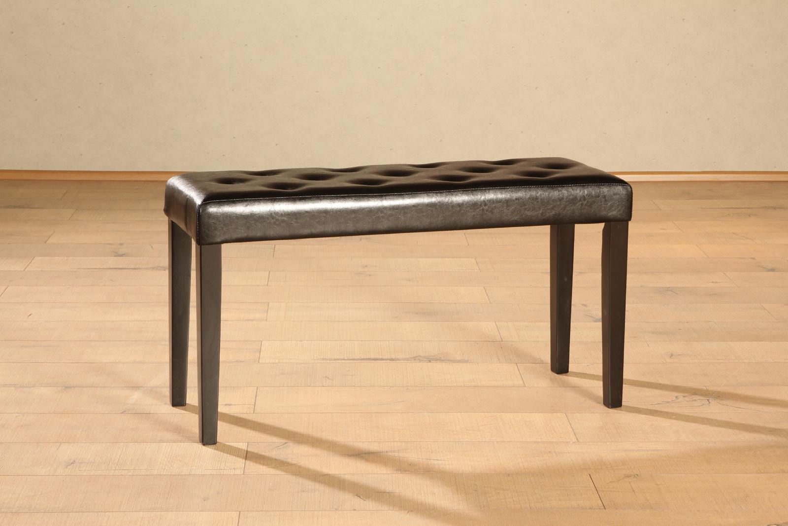 sam esszimmer sitzbank 90 cm dunkelbraun kolonial anke. Black Bedroom Furniture Sets. Home Design Ideas