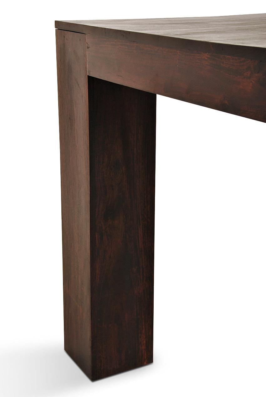sam esszimmer tisch 200 massiv palisander dunkel ust03 t. Black Bedroom Furniture Sets. Home Design Ideas