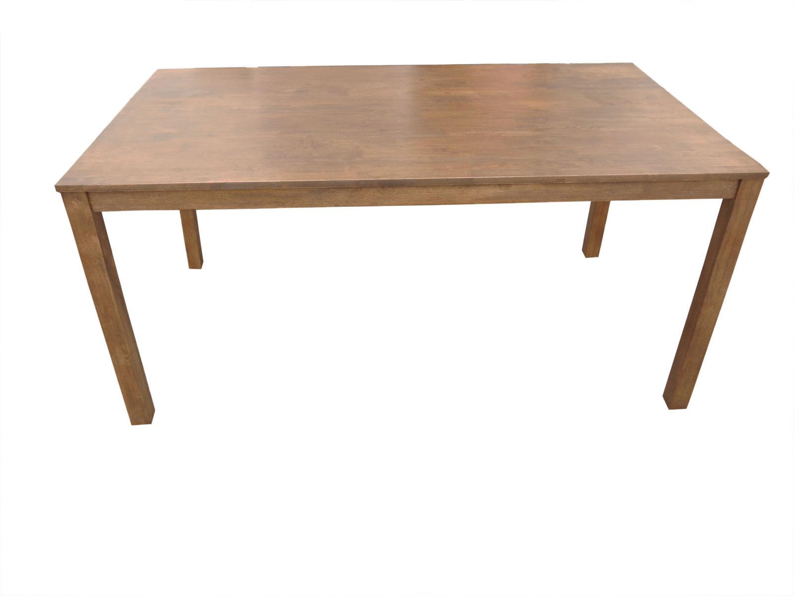 Sam esszimmertisch nussbaumfarbig 120 x 80 cm tom ii for Esszimmertisch 80 cm breit