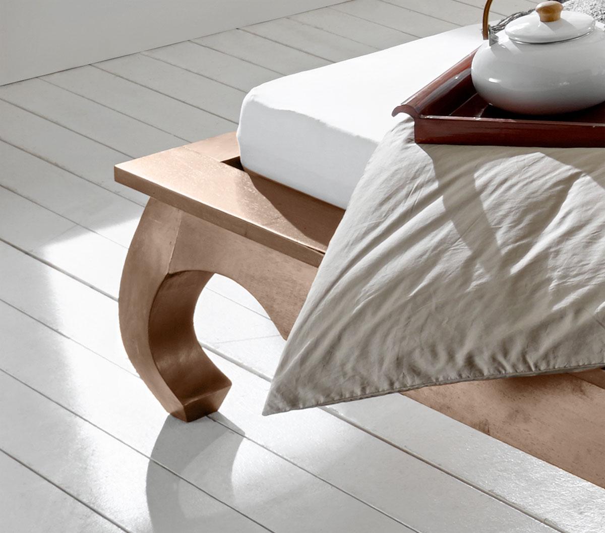sam holzbett opium snw palisander 180 x 200 g nstig. Black Bedroom Furniture Sets. Home Design Ideas