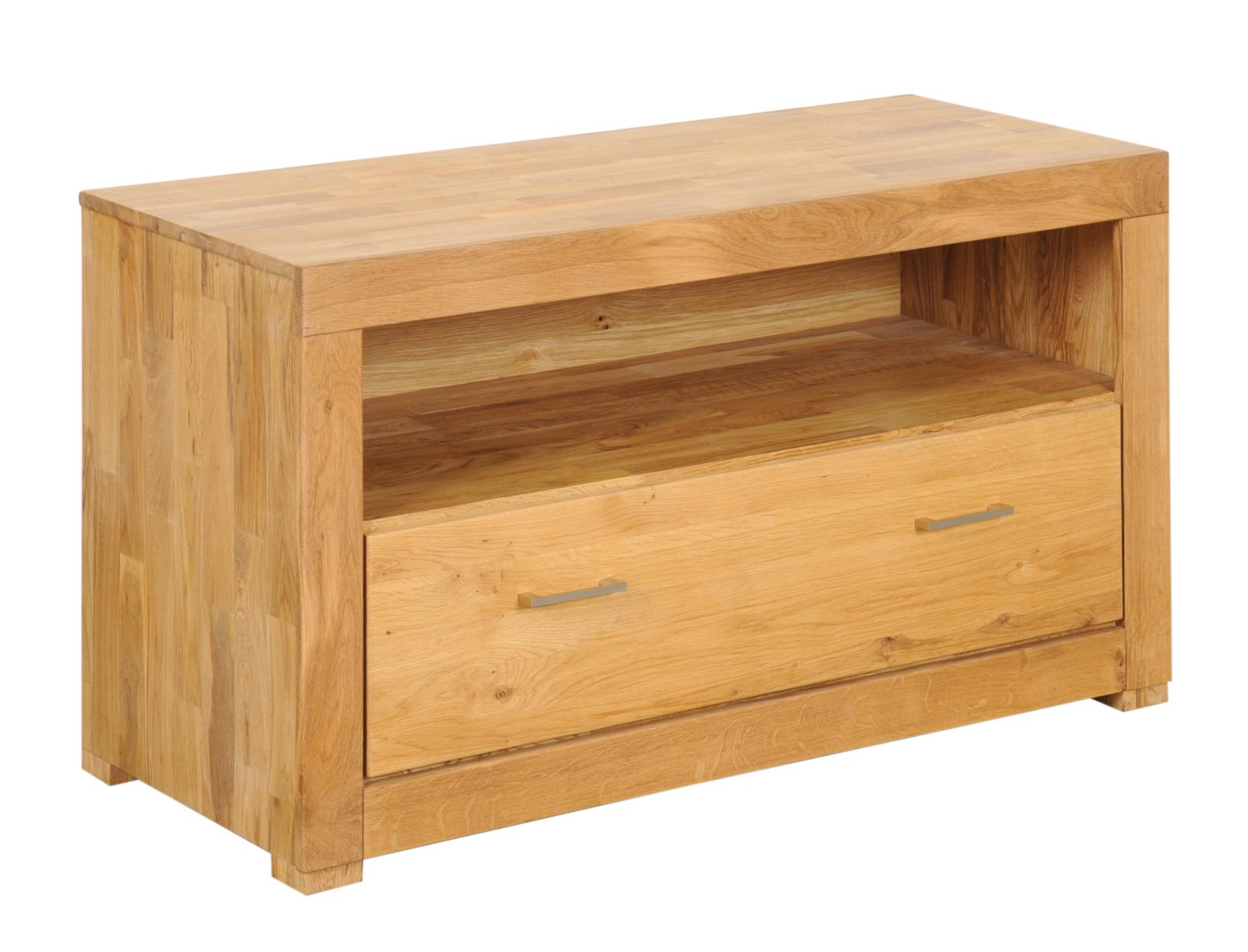 sam lowboard wildeiche massiv 115 cm ancona ii 17012. Black Bedroom Furniture Sets. Home Design Ideas