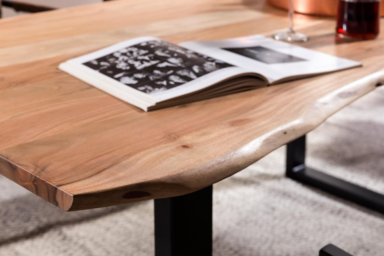 Sam massivholz akazie tisch 180 cm pazivo g nstig for Tisch massivholz