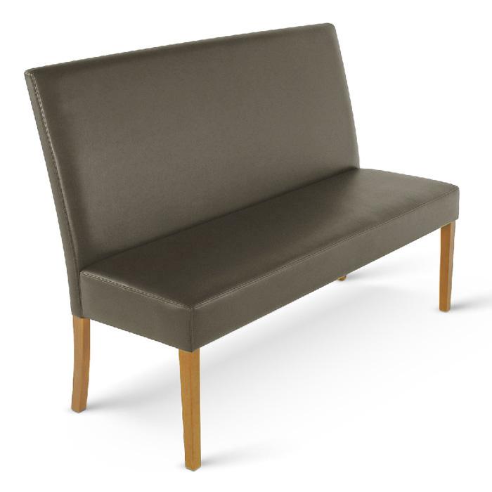 sam sitzbank mona 160 cm recyceltes leder muddy buche. Black Bedroom Furniture Sets. Home Design Ideas
