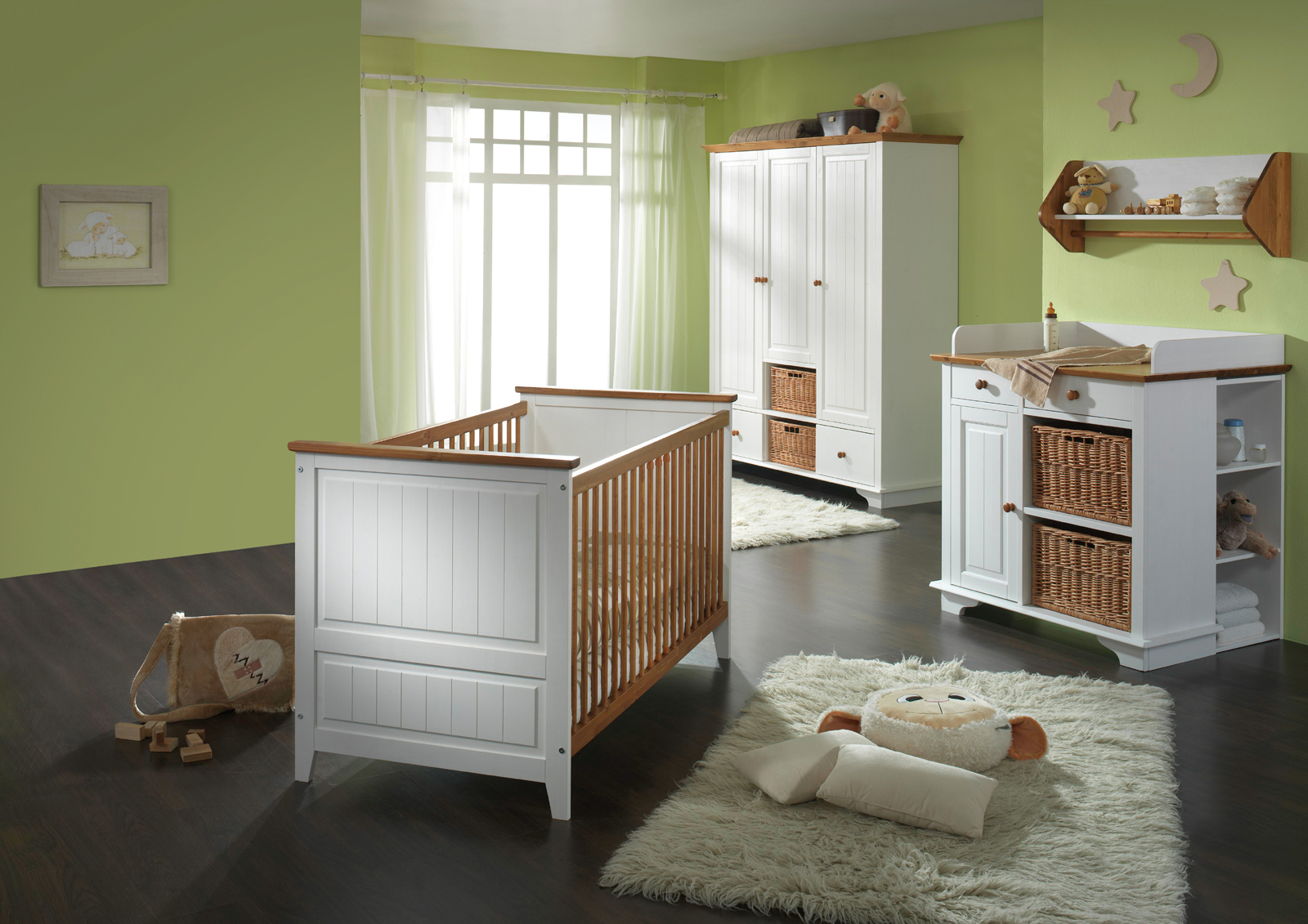 sam sparset baby kinderzimmer julia g nstig. Black Bedroom Furniture Sets. Home Design Ideas